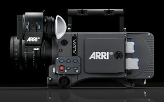 Illustration for article titled ARRI Alexa Camera: Digital Cinematic Bliss