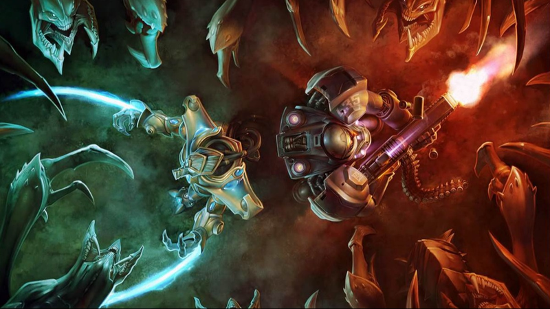 Illustration for article titled The World's Top StarCraft II Players Will Battle This Weekend