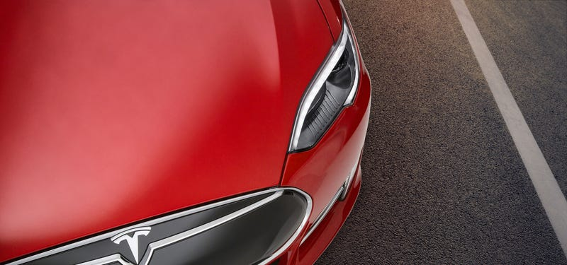 Illustration for article titled The Tesla Model 3 Will Come As A Sedan And A Crossover