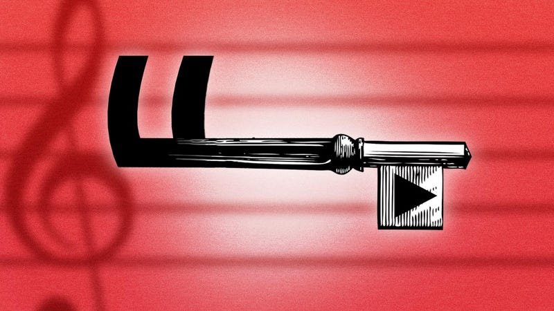 Illustration for article titled What's the Point of YouTube Music Key?