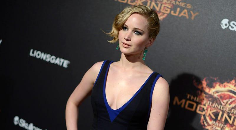 """Illustration for article titled Jennifer Lawrence habla por 1ª vez del Celebgate: """"Es una violación"""""""
