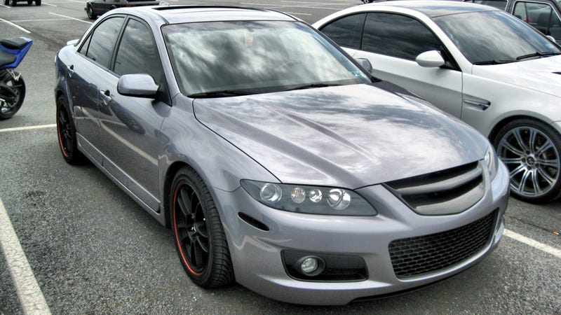 The Mazdaspeed6 Is Better Than You Remember