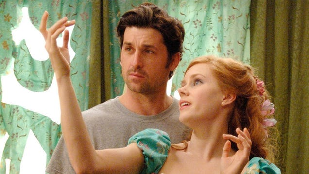 Enchanted Sequel, Disenchanted Heading to Disney+ in 2022