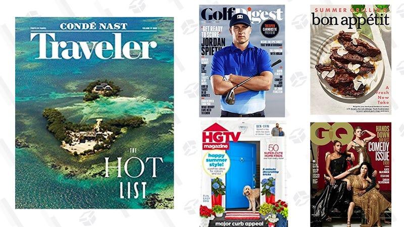 Magazine Sale {Kindle}   Starting at $4 \ Amazon