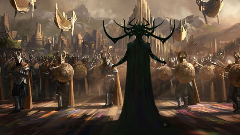 Illustration for article titled Cate Blanchett, Jeff Goldblum, Mark Ruffalo, and More Will Star In Thor: Ragnarok