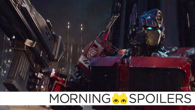 Updates on a Potential Optimus Prime Solo Movie