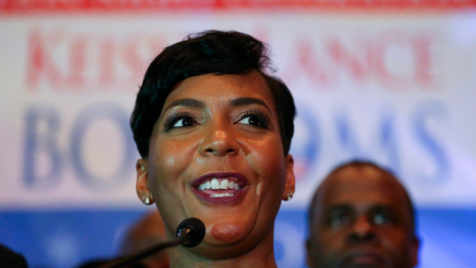 It's Been 100 Days and Atlanta Still Got a Mayor Named Keisha