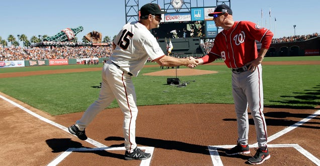 """Bruce Bochy Was """"Giddily Incredulous"""" With How Matt W…"""