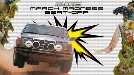 The Mercedes W123 Wins The Jalopnik March Madness BeatOff