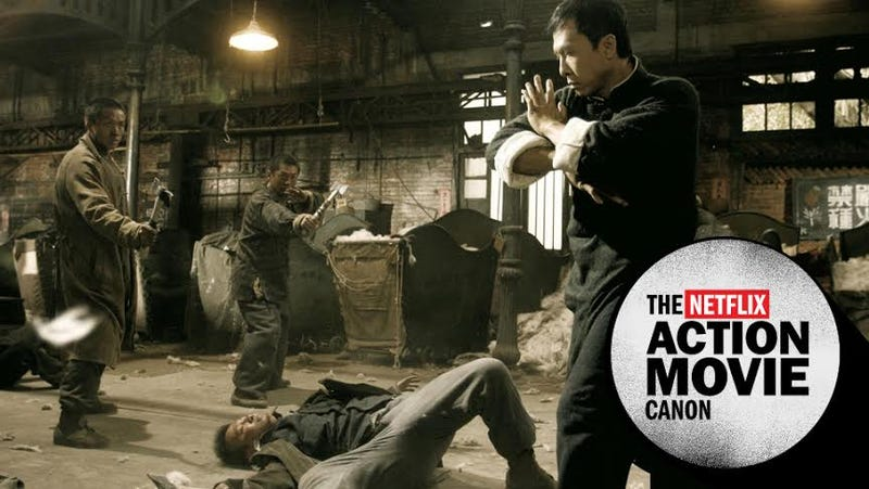 Illustration for article titled Donnie Yen Is The Tom Hanks Of Kicking Ass In Ip Man