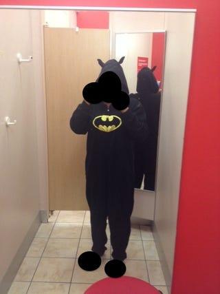 Illustration for article titled I got those Batperson Pajamas!