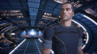 Illustration for article titled How Would Commander Shepard Himself Play an RPG?