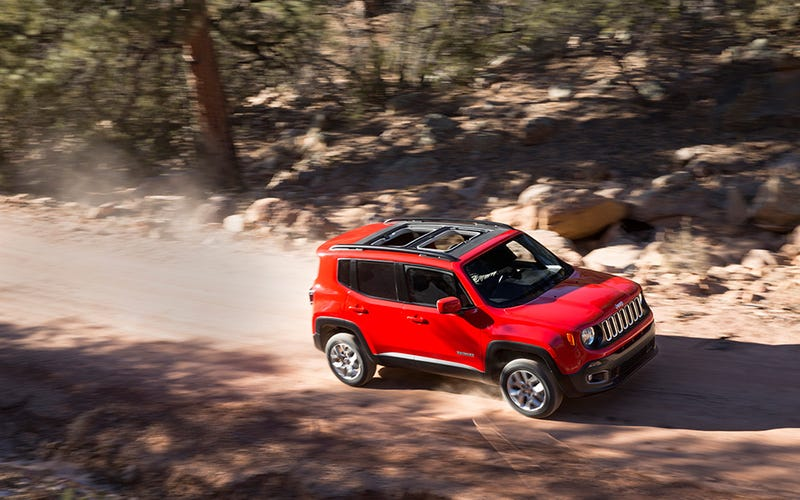 Illustration for article titled Let's discuss the Jeep Renegade