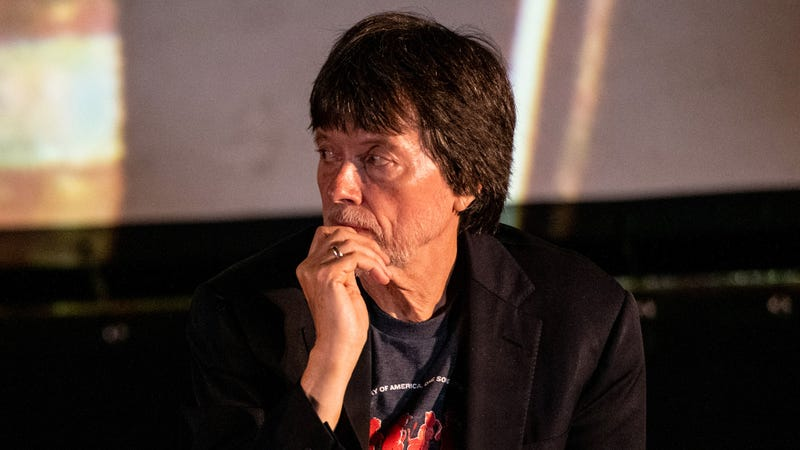 Panicked Ken Burns Worried He In Too Deep With 17-Trillion-Hour 'The Universe' Documentary