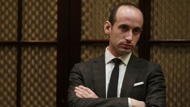 Stephen Miller Furious At ProPublica For Only Releasing 7-Minute Recording Of Immigrant Children Sobbing