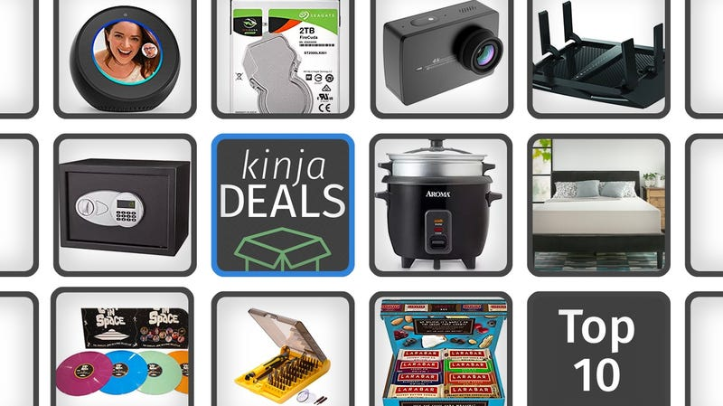 Illustration for article titled The 10 Best Deals of January 23, 2018
