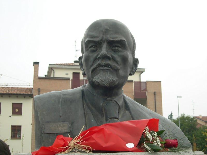 Illustration for article titled Nostro padre Lenin
