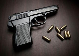End violence by getting guns off the street. (Getty Images)