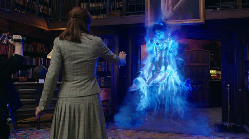 Illustration for article titled This Ghostbusters VFX Reel Is Beautiful