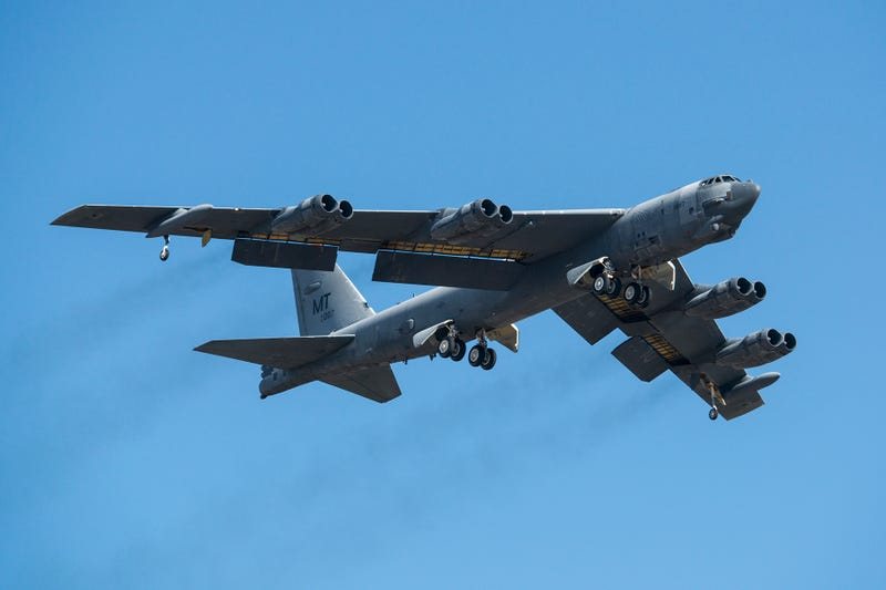Illustration for article titled New Engines for the B-52H?