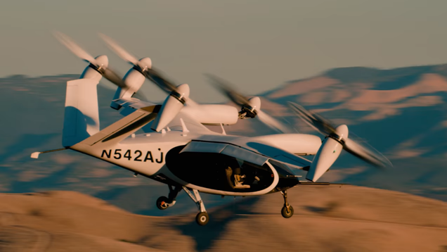 LinkedIn s Co-Founder Is Going in on Flying Taxis, Which Are Definitely Realistic This Time