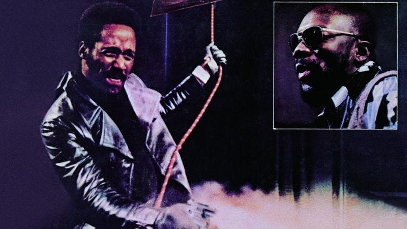 Illustration for article titled With Shaft, Isaac Hayes fomented a soundtrack revolution