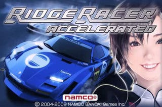 Illustration for article titled Ridge Racer: Accelerated Coming To iPhone Soon