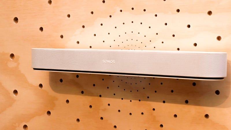 sonos wireless sound bar