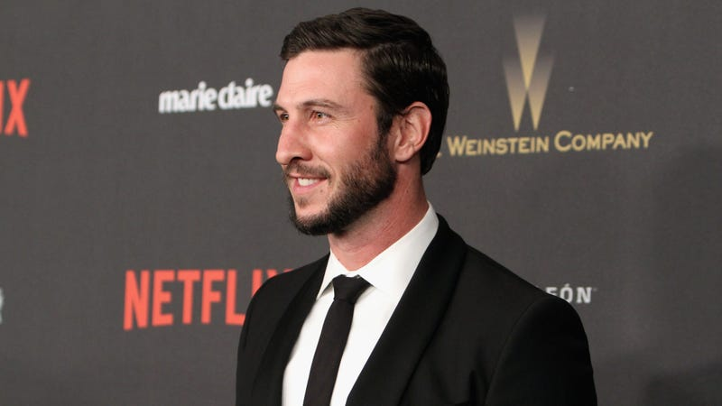 Pablo Schreiber at Netflix's 2016 Golden Globes after party.