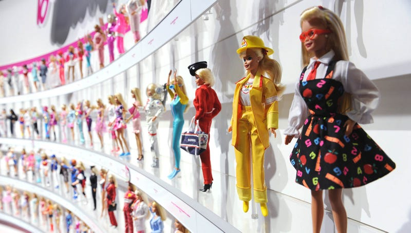 Illustration for article titled Mattel Making Over Barbie With Racial Diversity, Tech Features