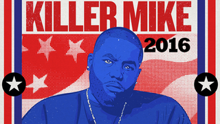 Illustration for article titled We Made Killer Mike Some Campaign Posters