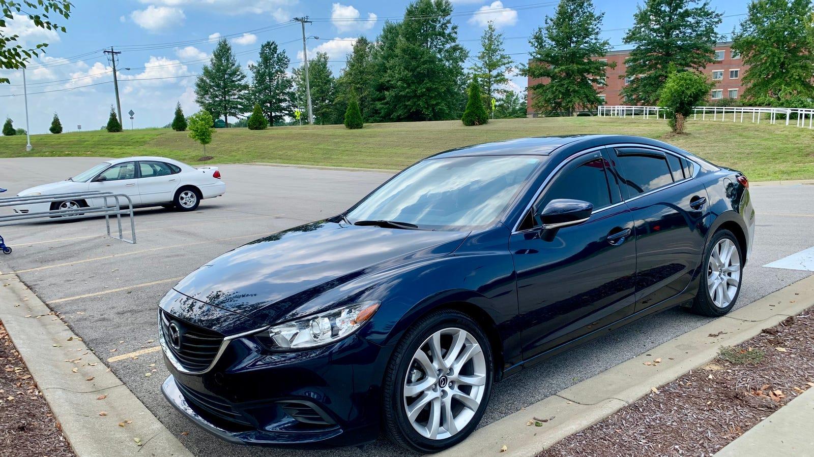 New Mazda6 brakes: The miniseries.