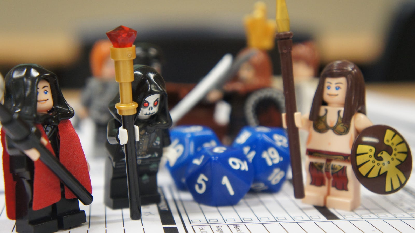 How to Create Your First Dungeons & Dragons Character