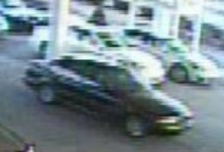 Illustration for article titled Identifying This Black Car Could Help Solve A Murder [UPDATE]