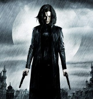 Illustration for article titled Kate Beckinsale To Rejoin Underworld 4... In Space?
