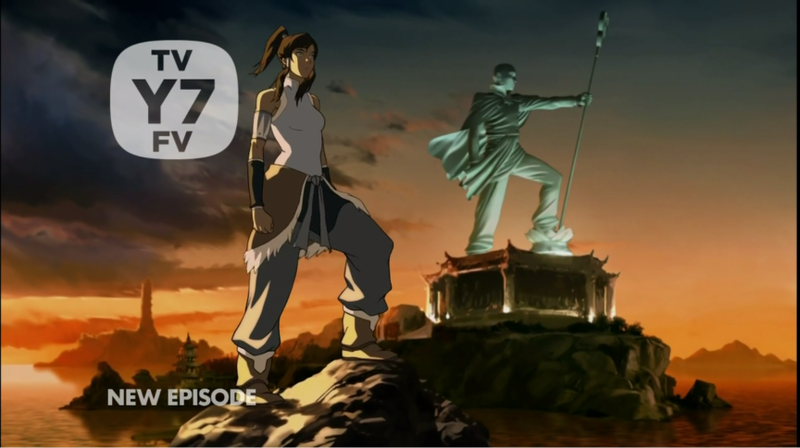 Illustration for article titled Legend of Korra Season 3: Off to a great start