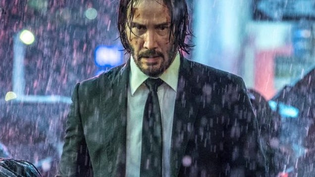 John Wick: Chapter 3 – Parabellum s First Trailer Finds Its Murderous Hero on the Run