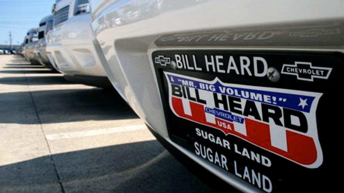 Bill Heard Chevrolet >> Exclusive Inside The Fall Of Bill Heard Chevrolet The World S