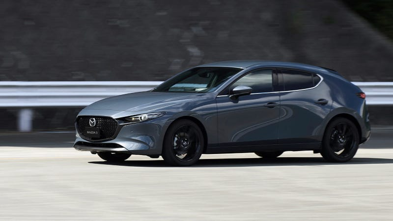 Illustration for article titled The 2019 Mazda 3 Looks Incredibly Good