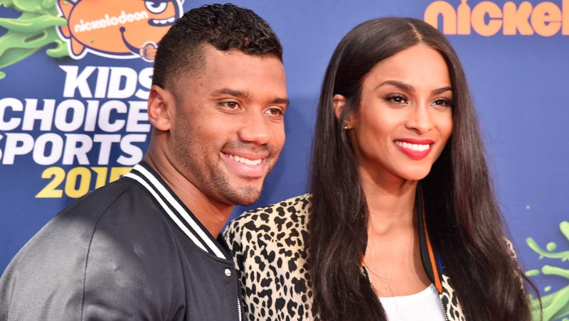 Illustration for article titled Ciara and Russell Wilson Have Become That Couple