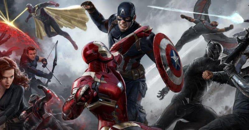 Illustration for article titled ¿Por qué la película Captain America: Civil Warno tuvo el mismo final que los cómics?