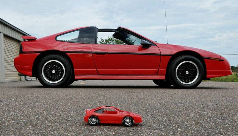 For 17 000 Could This 1988 Pontiac Fiero Gt Be The Best