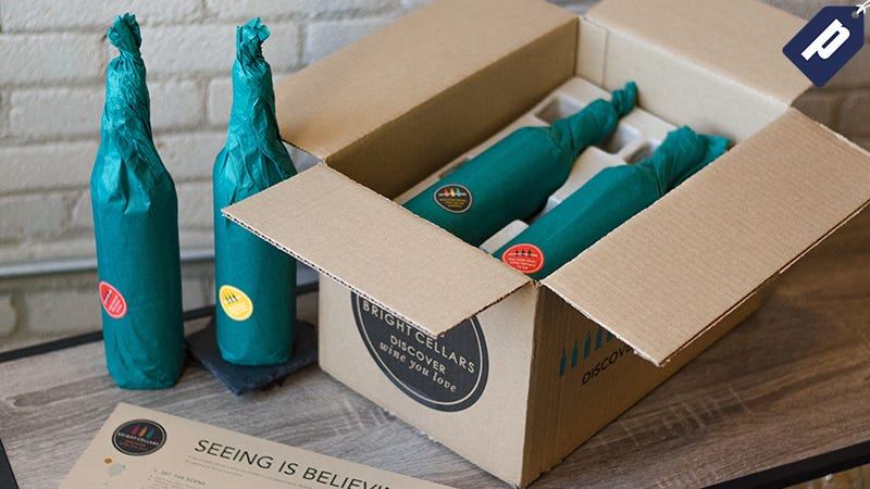 Illustration for article titled Experience New Wine Curated To Your Taste With Monthly Boxes From Bright Cellars (50% Off)