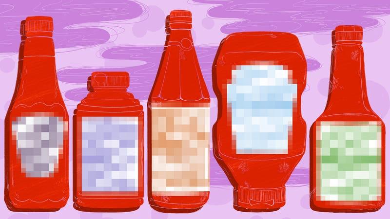 Illustration for article titled A blind taste test to determine the best ketchup