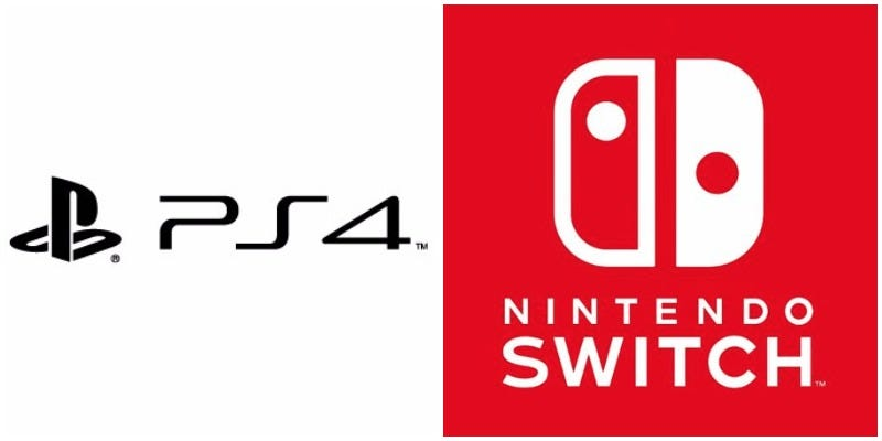 Illustration for article titled Nintendo Switch Versus PS4: An Updated Japanese Sales Comparison