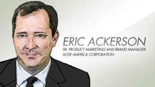 Illustration for article titled Eric Ackerson Is Here Right Now to Answer Your Acer-Related Questions