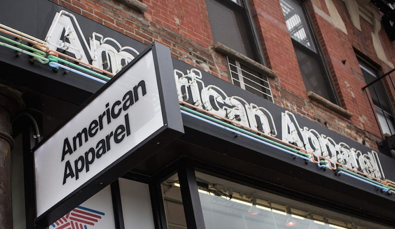 Illustration for article titled American Apparel Is Doing So Badly It Can't Even File a Quarterly Report