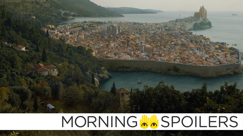 How much of King's Landing is going to be left standing at the end of Game of Thrones?