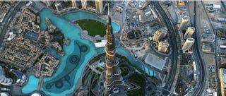 Este jetpack sobre Dubai es lo más parecido a volar como Superman