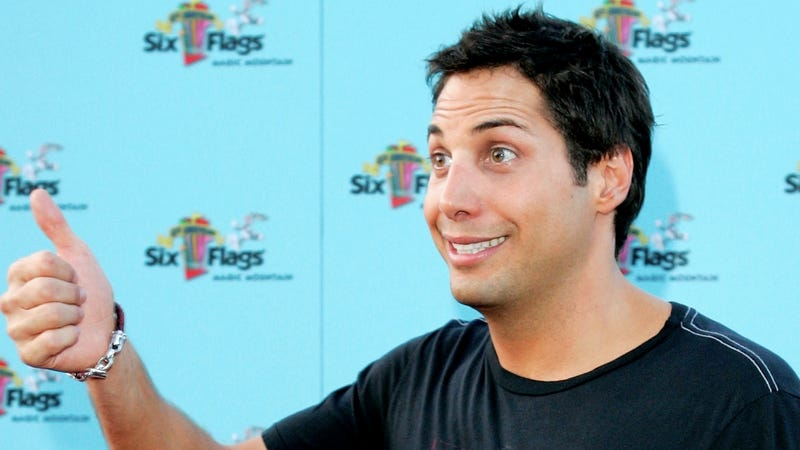 Illustration for article titled Did Classy 'Girls Gone Wild' Founder Joe Francis Impersonate a Senator? [Updated: Nope]